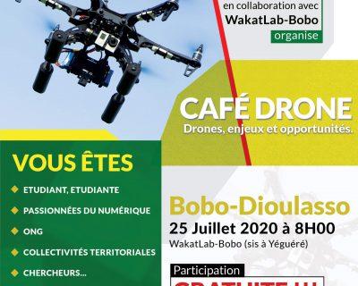 Café Drone: Drones, enjeux et opportunités