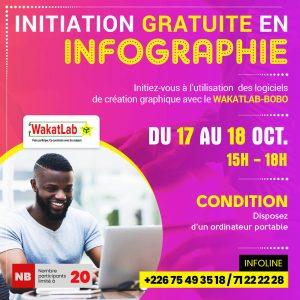 Formation gratuite en Infographie à Bobo-Dioulasso