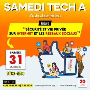 Sécurité et vie privée sur internet et les réseaux sociaux
