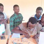 Un parcours numérique pour les jeunes de Koudougou