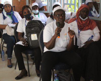 Enabel Sénégal Leaning Tour  2021 au WakatLab
